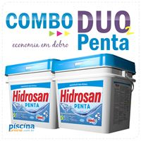 Combo Duo Penta - Exclusividade PiscinaOnline