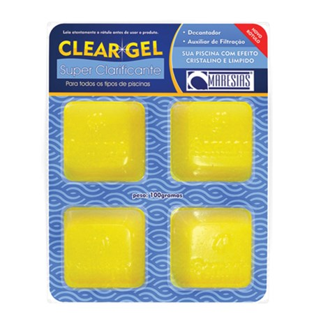 Clear Gel Super Clarificante - Maresias